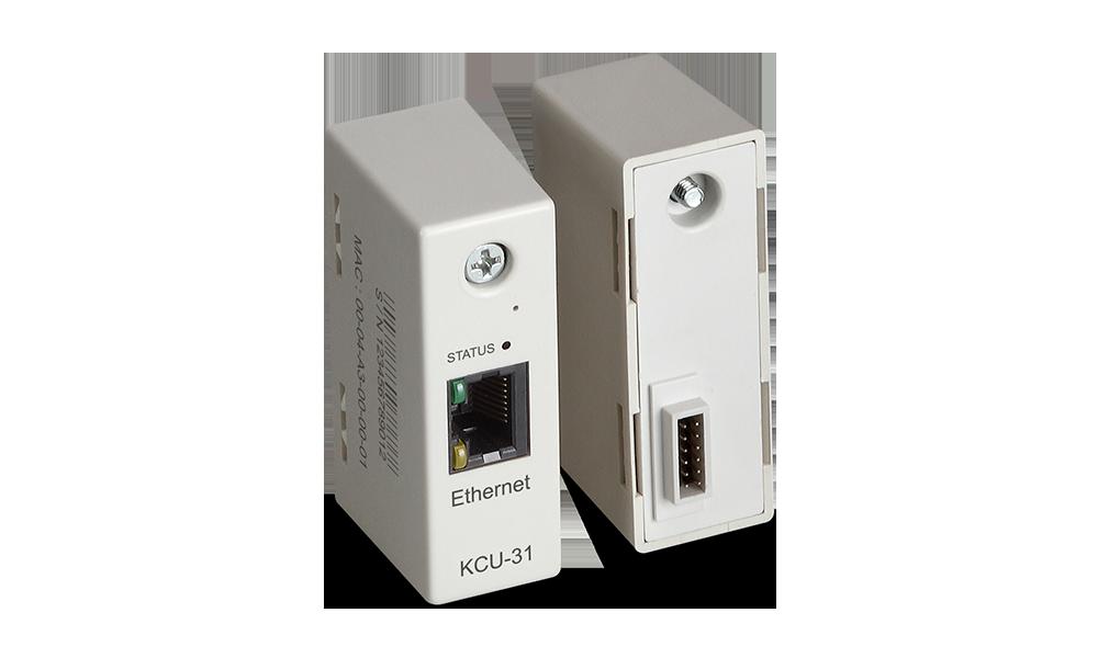 KCU-31 Ethernet Communication Module for Dynamic IP Connection