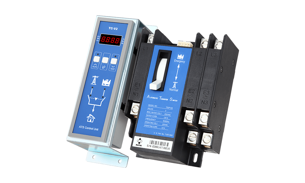 Residential ATS 3P 125Amp