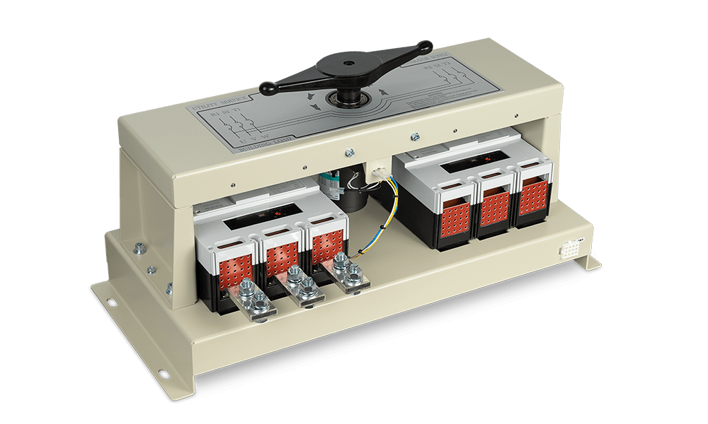 MCCB Type Transfer Switches 3 Poles 600Amp 800Amp MCCB Type Transfer Switches 4 Poles 600Amp 800Amp