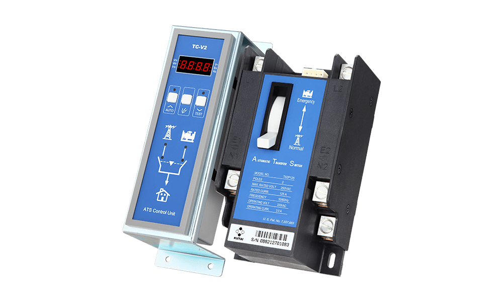 Residential ATS 2P 125Amp