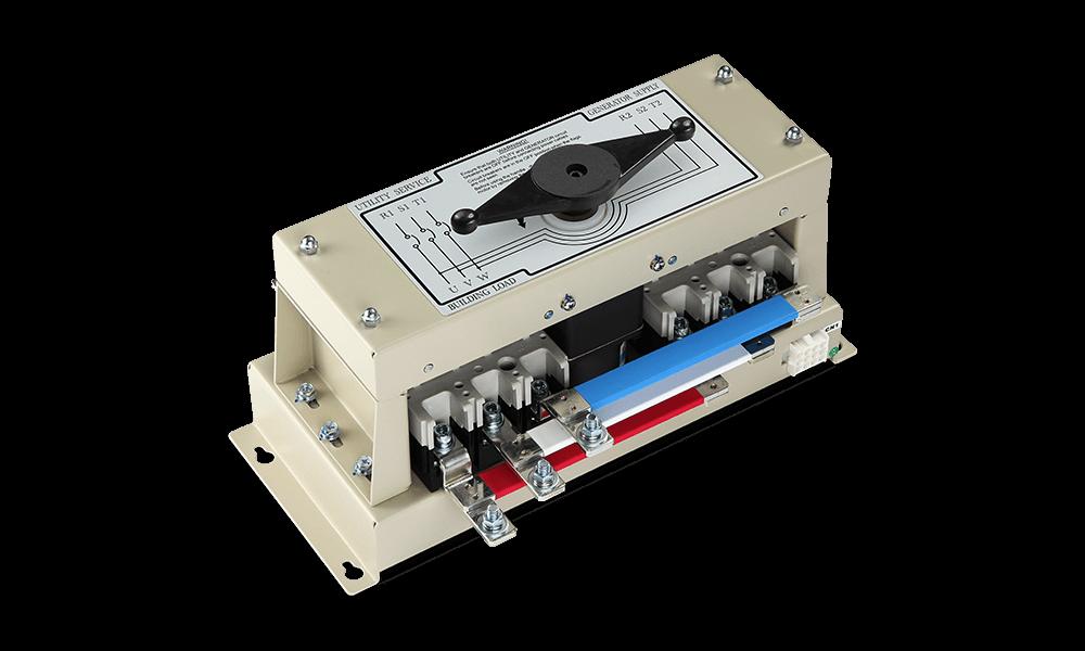 MCCB Type Transfer Switches 3 Poles 100Amp