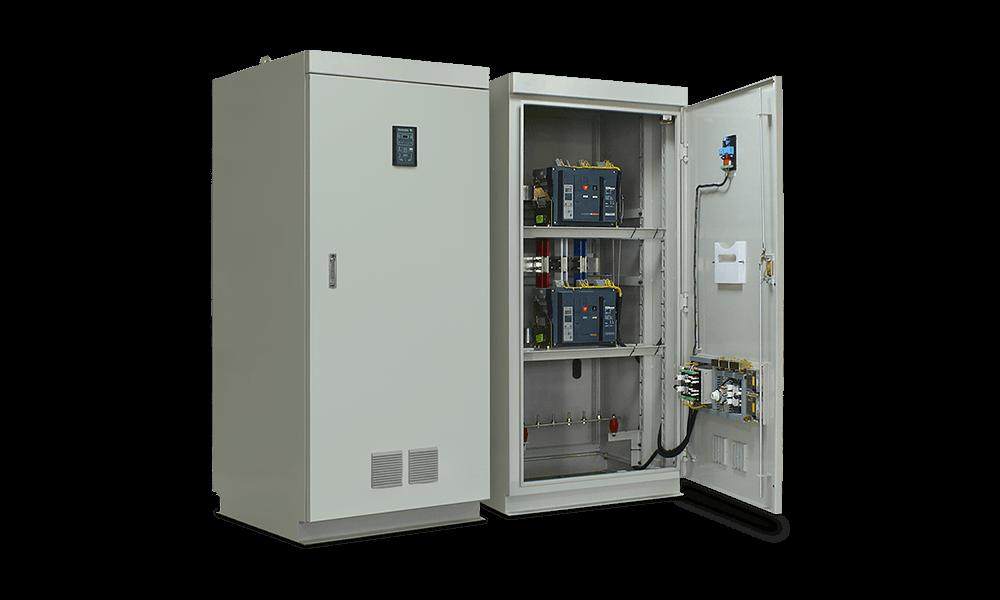 Air Circuit Breaker Type (ACB) Transfer Switch