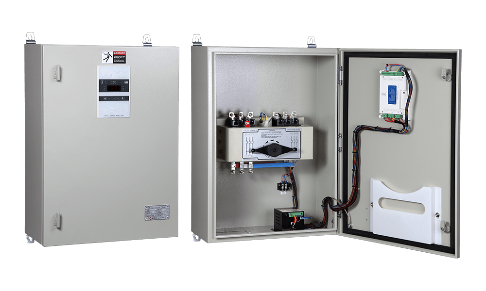 MCCB Type Automatic Transfer Switches